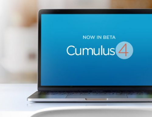 Cumulus 4 is Now in Beta.