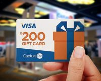 CaptureRx Visa Gift Card