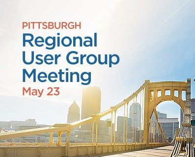 Pittsburgh Regional User Group Meeting