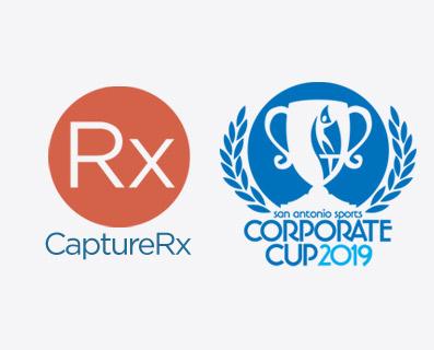 CaptureRx Corporate Cup Joint Logo