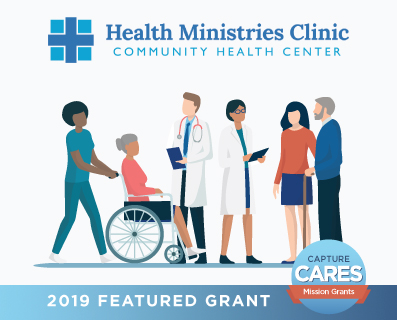 Health Ministries Clinic Grant graphic - small