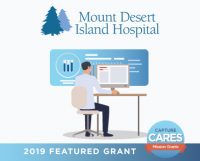 Mount Desert Island Grant Graphic - Small