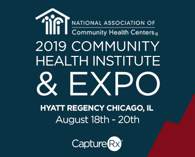 2019 Community Health Institute and Expo Graphic
