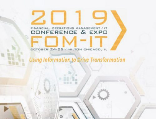 2019 FOM/IT Conference and Expo