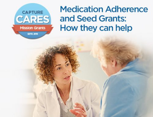Medication Adherence and Seed Grants: Here's How They Help