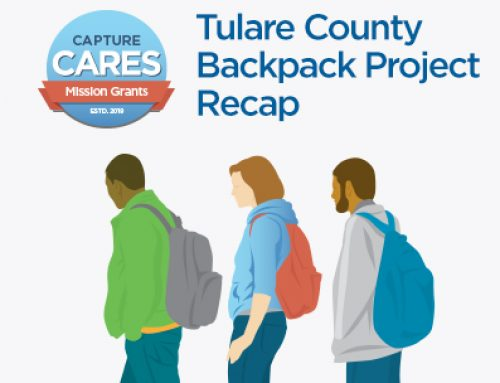 Tulare County Backpack Project Recap