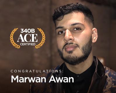 Marwan Awan - CaptureRx ACE certified employee