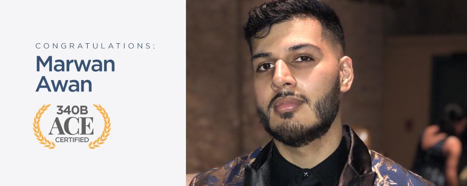 Marwan Apexus Certified Member