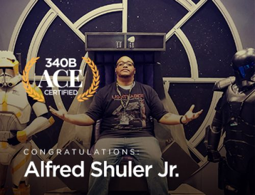 ACE Spotlight – Alfred Shuler Jr.