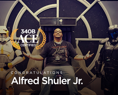 340B Ace Graphic - Alfred Shuler Jr.