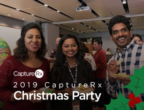 CaptureRx Christmas Party