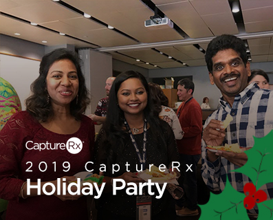 CaptureRx Holiday Party Graphic - Small
