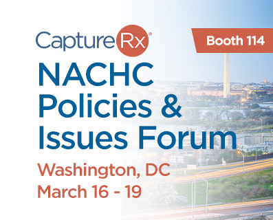NACHC Policies and Issues Forum Event Graphic