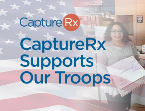 CaptureRx Supports the Troops