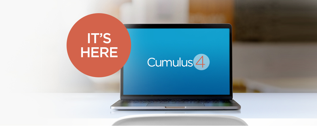 Cumulus 4 is here graphic