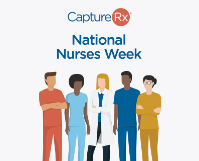 National Nurses Week Graphic - Small