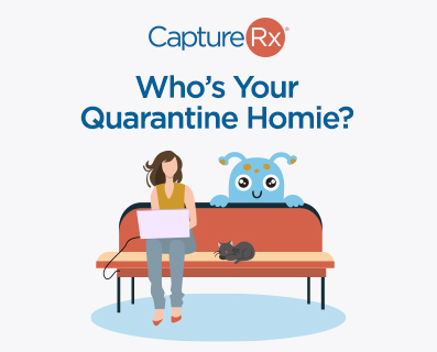 Who's Your Quarantine Homie - Graphic