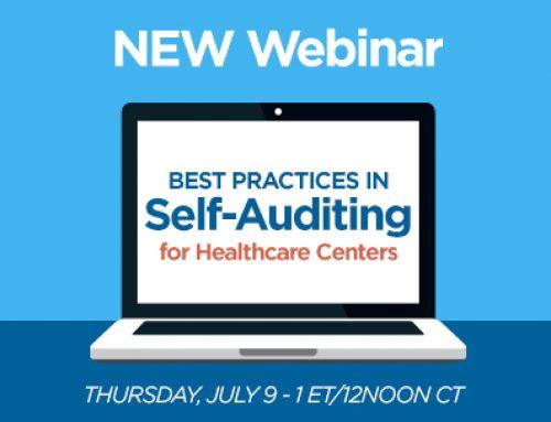 Webinar Series – Best Practices in Self-Auditing