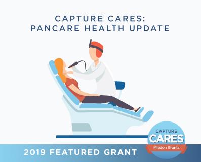 PanCare Dentist Illustration - Small Graphic