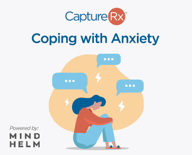 Coping with Anxiety - Small Graphic