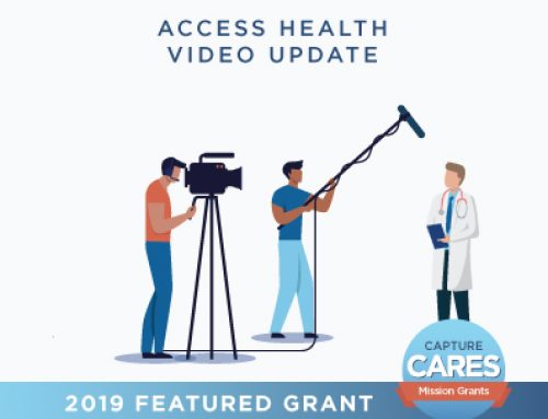 Access Health of Louisiana – Capture Cares Video Update
