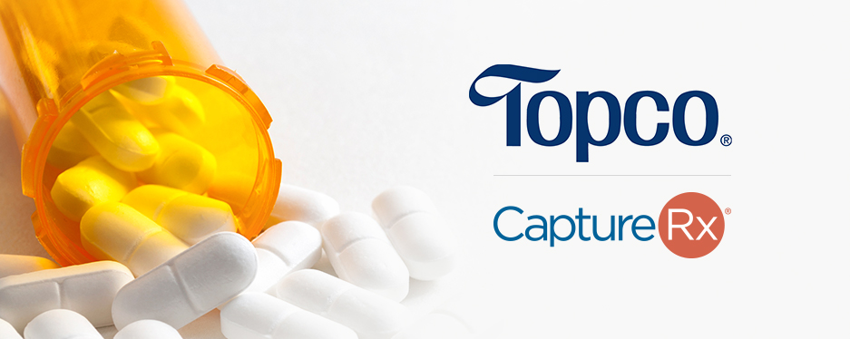 CaptureRx and Topco Partnership