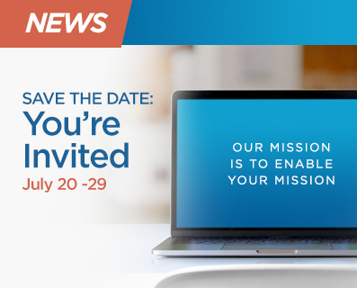 You're Invited July 20-29