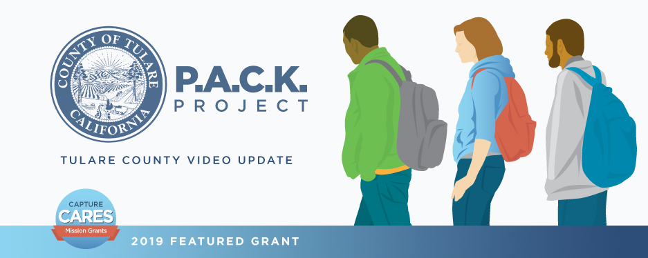 County of Tulare - Backpack Project