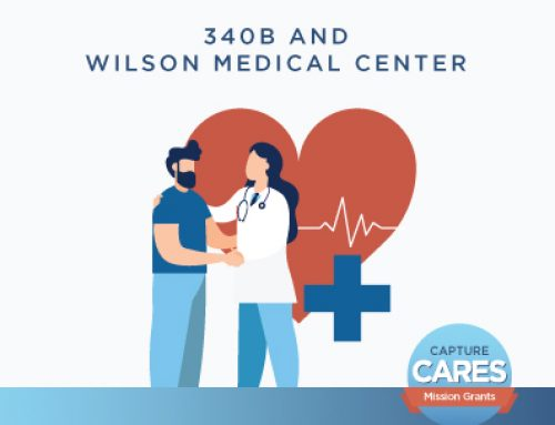 Capture Cares – 340B and Wilson Medical Center