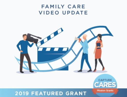 Capture Cares – FamilyCare Health Centers Update