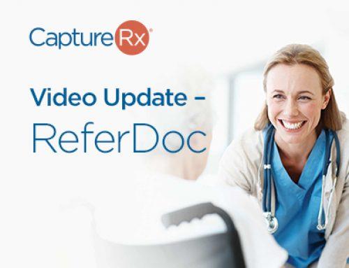 ReferDoc – Video Update