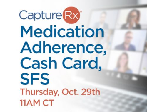 Medication Adherence / Cash Card / SFS