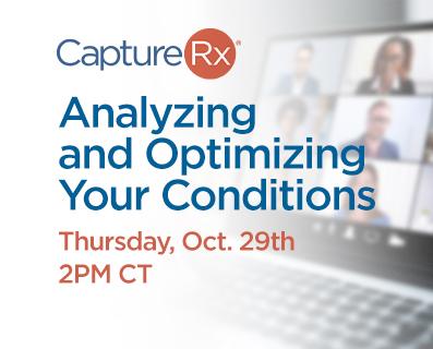 CaptureRx Analyzing Conditions - Small
