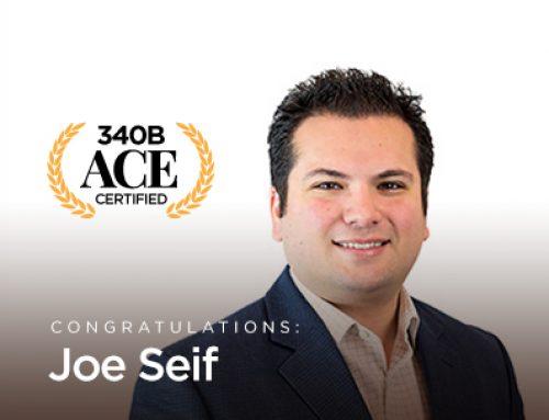 ACE Spotlight – Joe Seif