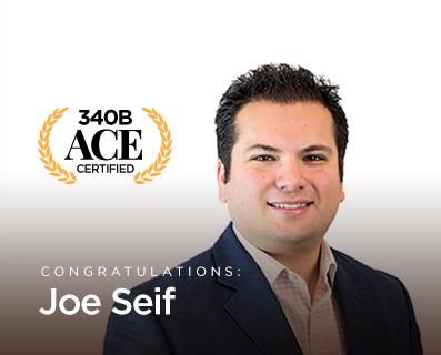 ACE Certified - Joe Seif - Small