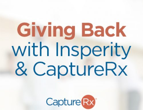 CaptureRx and Insperity – Giving Back