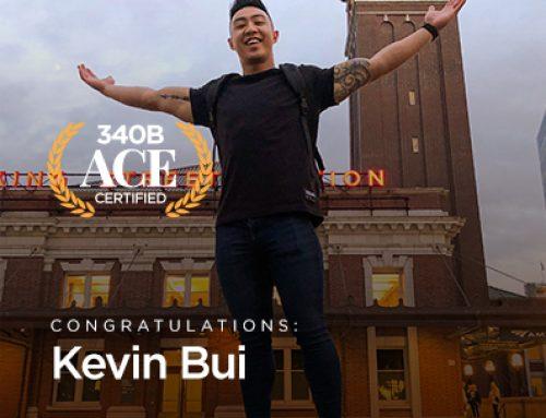 ACE Spotlight – Kevin Bui
