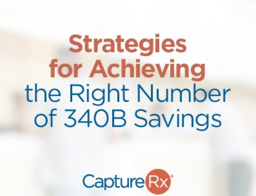 Strategies for Achieving the Right Number of 340B Savings