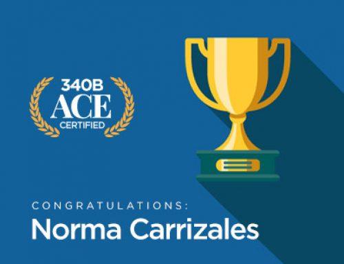 ACE Spotlight – Norma Carrizales