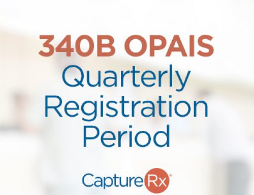340B OPAIS Quarterly Registration Period