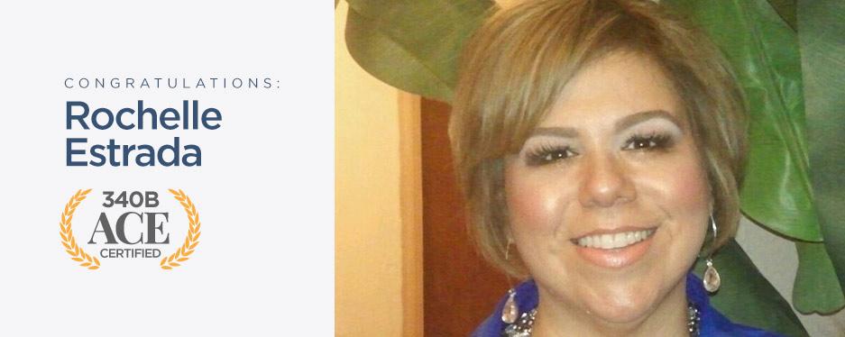 Rochelle Estrada - ACE Certified