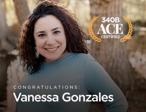 ACE Spotlight – Vanessa Gonzales