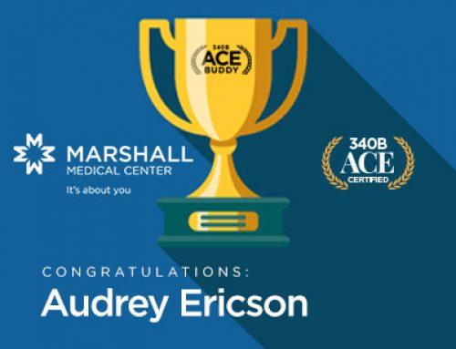 ACE Buddy Graduate – Audrey Ericson