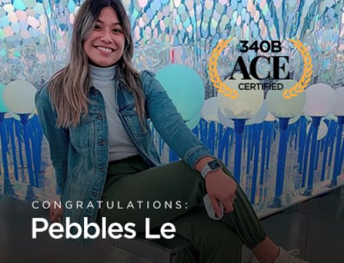 340B ACE Spotlight – Pebbles Le