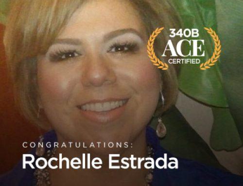 340B ACE Spotlight – Rochelle Estrada