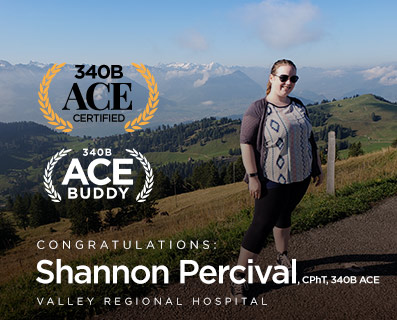 Shannon Percival ACE Buddy - Small Graphic