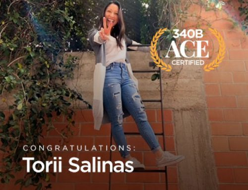 ACE Spotlight – Torii Salinas