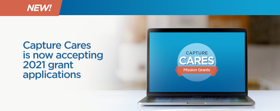 Capture Cares Accepting Applications