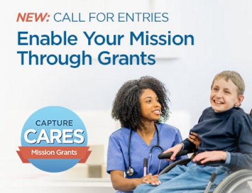 Apply for a Capture Cares Grant Today! Entry Deadline is July 2, 2021