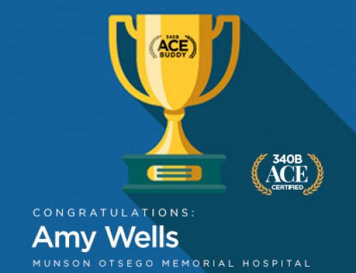 ACE Buddy Graduate – Amy Wells